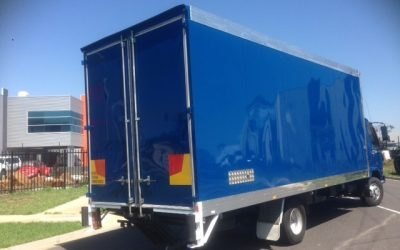 Removalist Truck Repairs – Back to Business