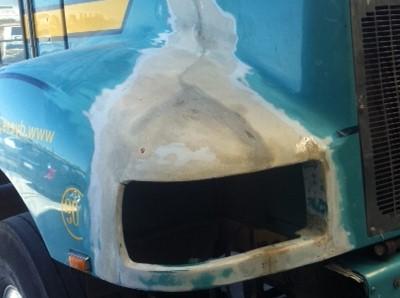 food truck smash repair