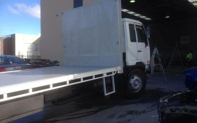 Flat Bed Truck Repairs – Melbourne MPP