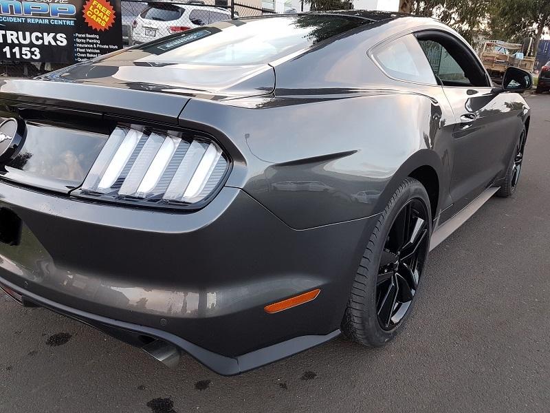 Ford Mustang Panel Repairs