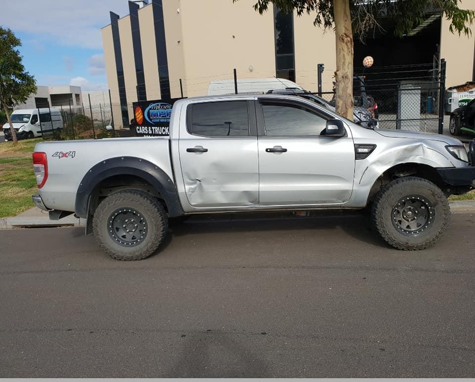 Ford Panel repairs Melbourne