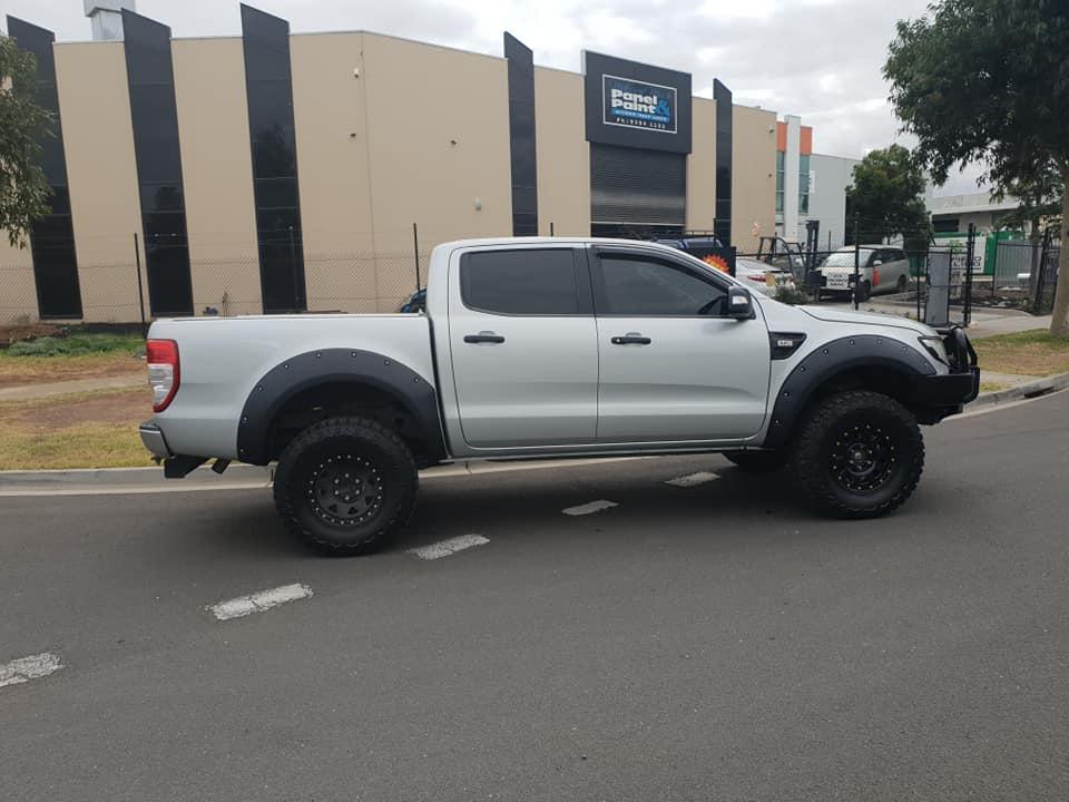 Melbourne Ford Panel Repairs