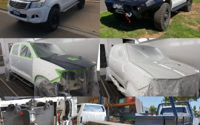 Better than New – Toyota Hilux Repair