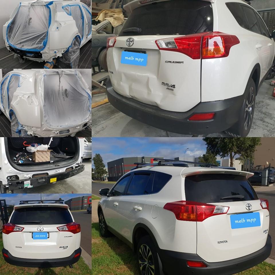 Toyota RAV4 Repair
