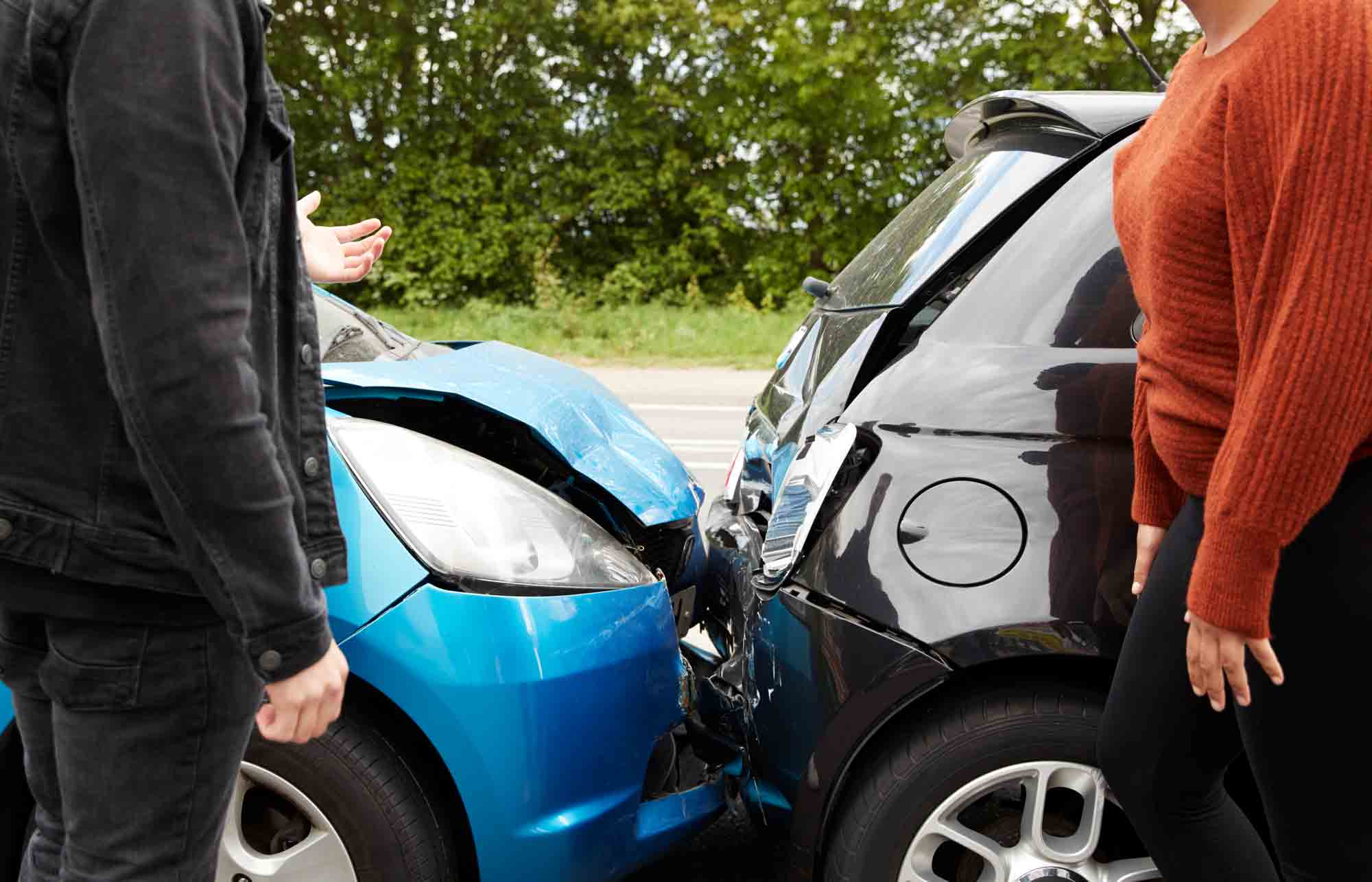 Not at Fault Accident Claims & Insurance Repairs