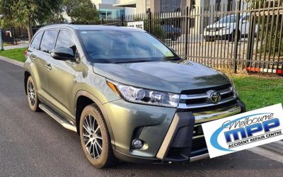 """""""The service was the best!"""" Toyota Kluger Repairs"""