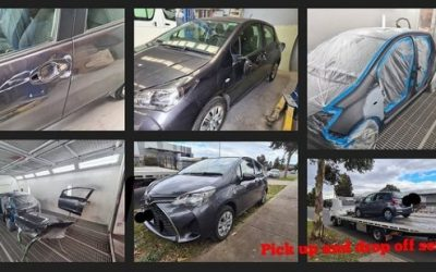 Toyota Yaris Insurance Repairs Melbourne – Get the Job Done Right!
