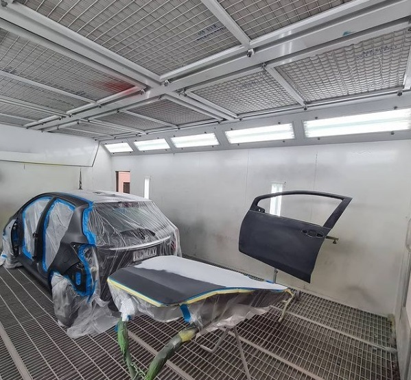 Toyota Yaris Insurance Repairs in Melbourne