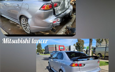 Mitsubishi Repairs by Your Expert Melbourne Panel Beater