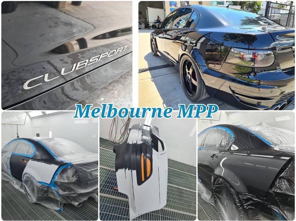VE Clubsport Repairs Melbourne