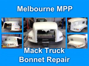 Mack Truck Bonnet Repair
